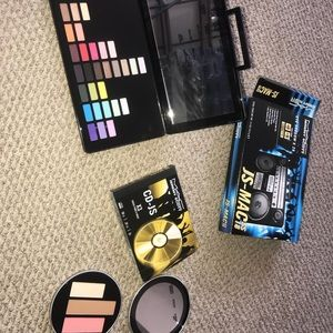 Mac cosmetics makeup bundle